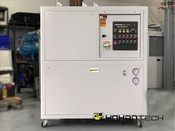 5RT氣冷式工業用冰水機-二進二出 (3)