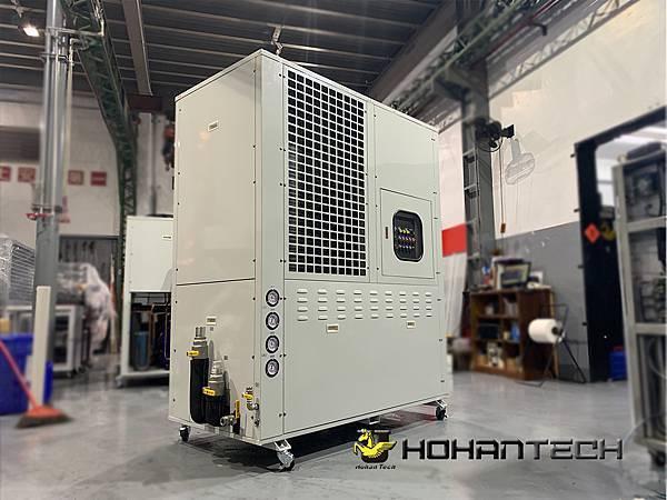 20RT氣冷式工業用冰水機-HT200A (1)