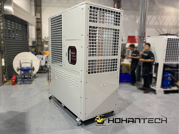 20RT氣冷式工業用冰水機-HT200A (3)