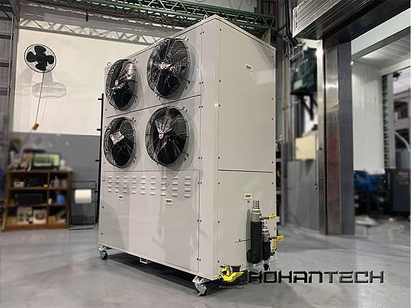 20RT氣冷式工業用冰水機-HT200A (2)