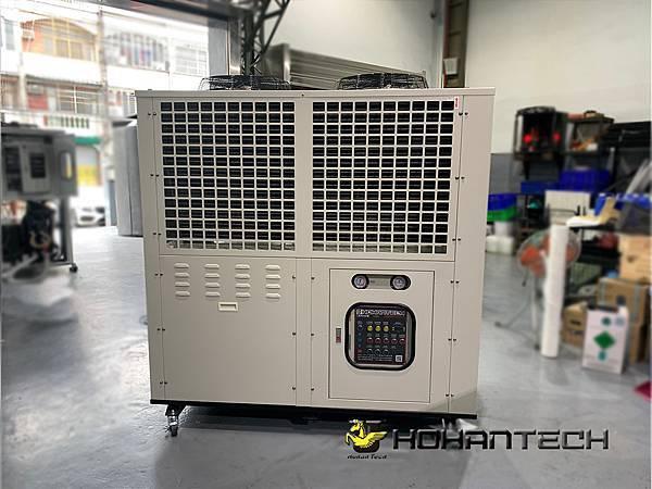 10RT氣冷式工業用冷卻機 (3)