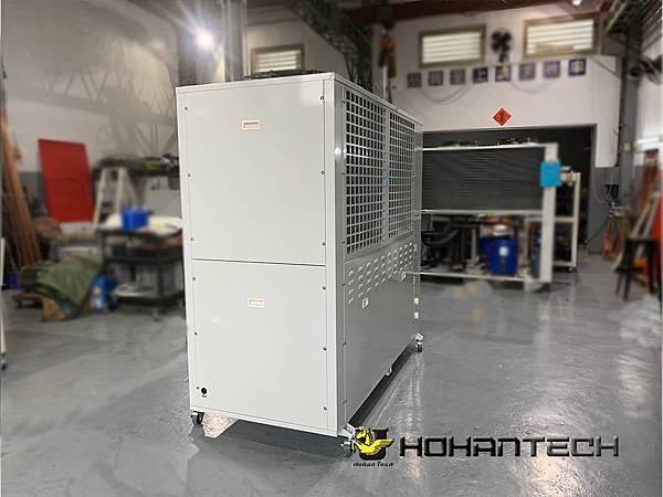 20RT氣冷式工業用冷卻機 (2)