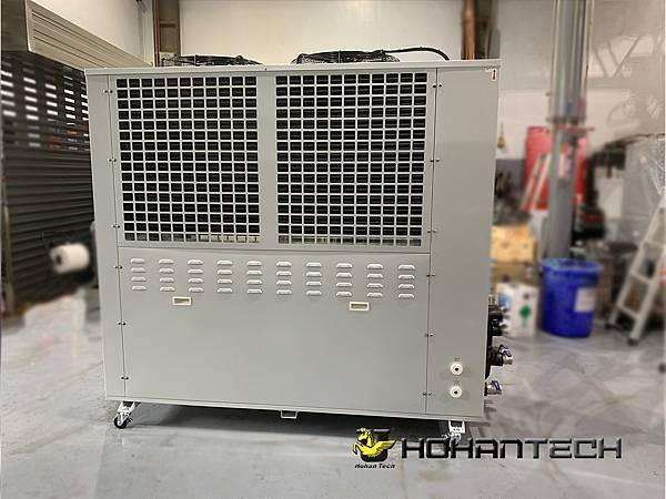 20RT氣冷式工業用冷卻機 (3)