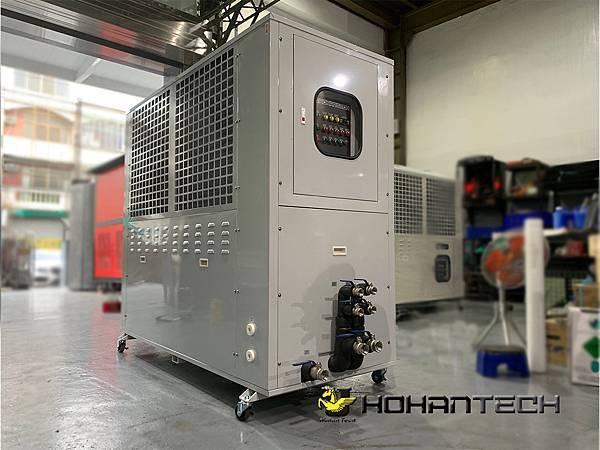20RT氣冷式工業用冷卻機 (1)
