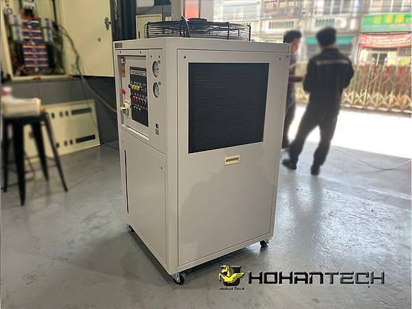7.5氣冷式工業用冷卻機 (2)