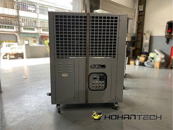 7.5RT氣冷式冷凝機組 (2)
