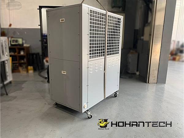 7.5RT氣冷式冷凝機組 (1)