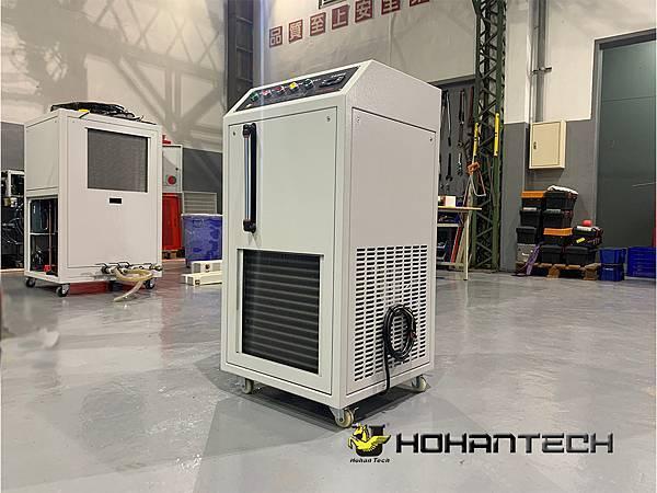 1RT氣冷式工業用氣冷式冷卻機 (2)