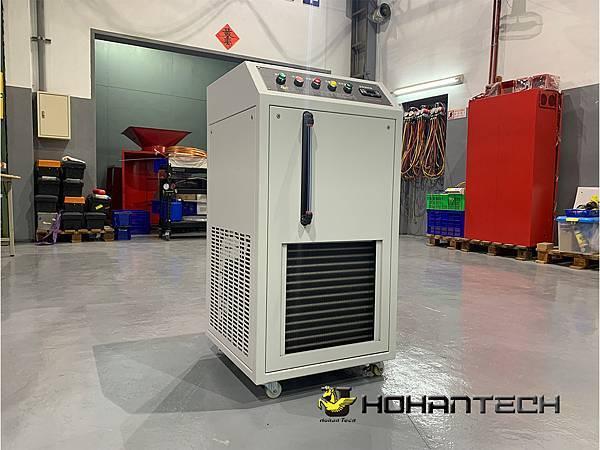 1RT氣冷式工業用氣冷式冷卻機 (1)