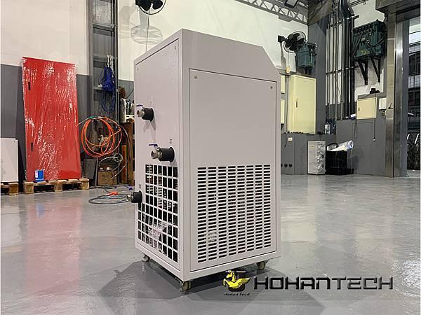 1RT氣冷式工業用氣冷式冷卻機 (3)