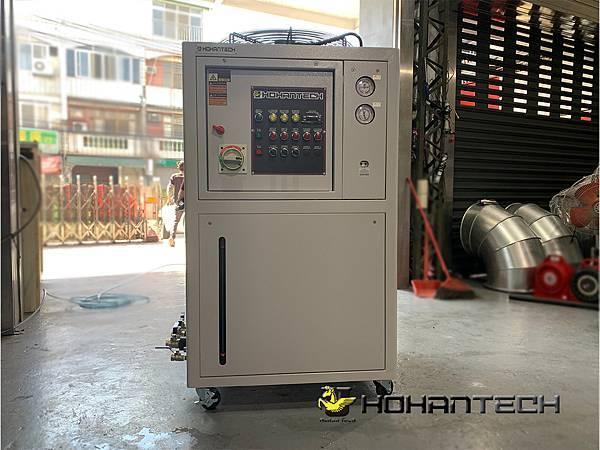 7.5RT氣冷式工業用冷卻機(3)