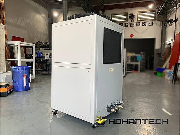 7.5RT氣冷式工業用冷卻機(2)