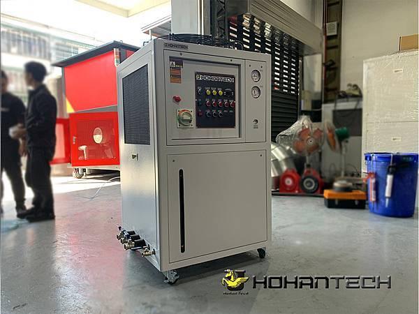 7.5RT氣冷式工業用冷卻機(1)
