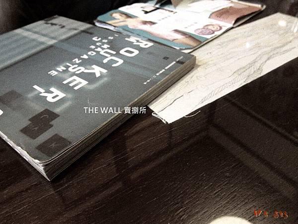 IMG_6535the wall 賣捌所
