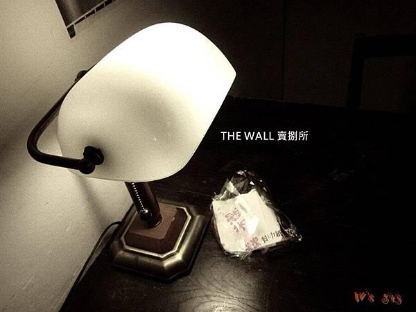 IMG_6505the wall 賣捌所