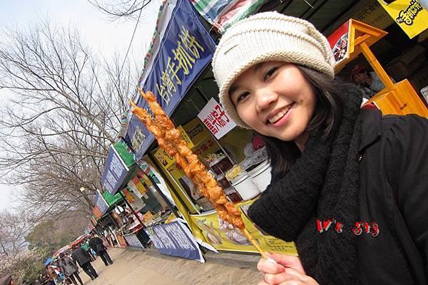 南京梅花山IMG_2265梅花季