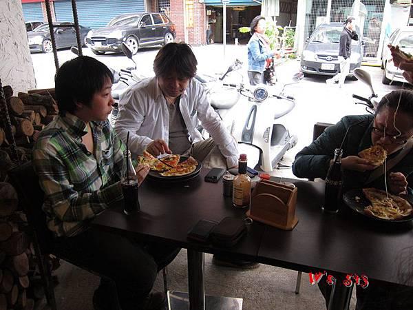 IMG_9488Odor Pizza