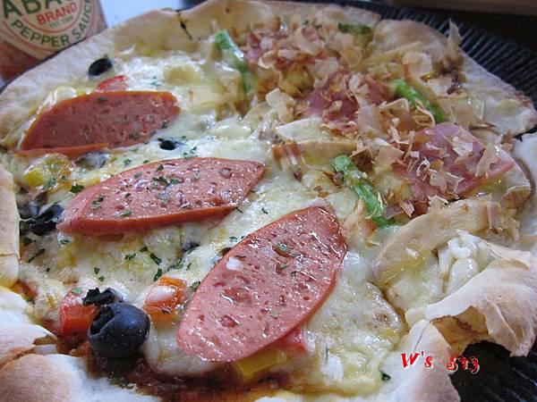 IMG_9496Odor Pizza