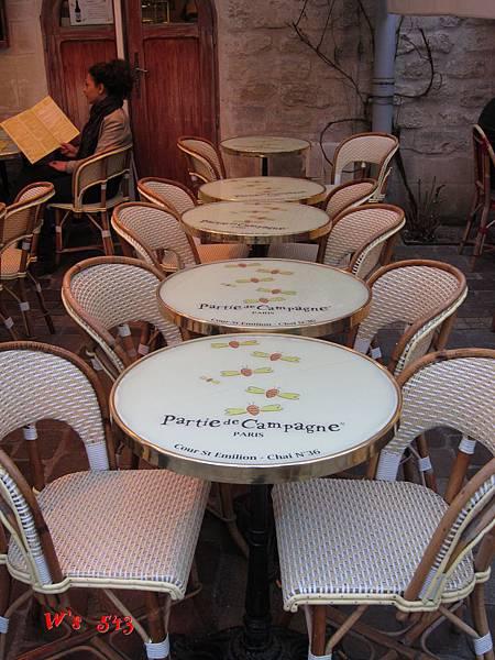 法國巴黎貝西村IMG_6805partie de Campagne