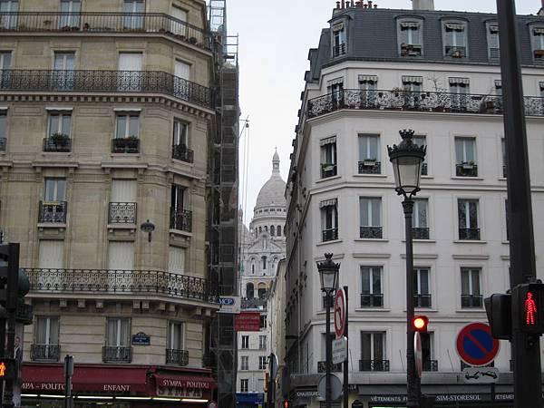 法國巴黎自由行IMG_6626聖心堂