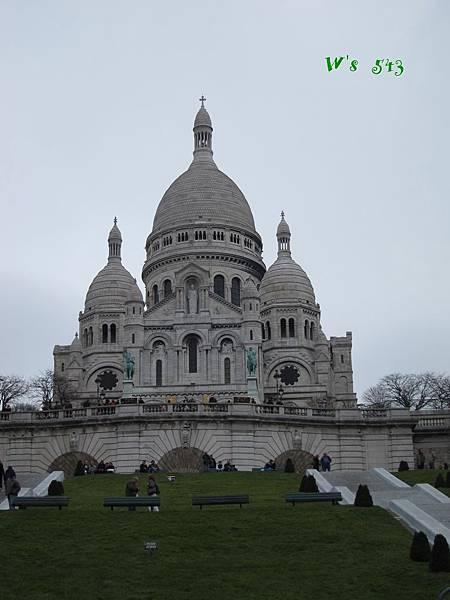 法國巴黎自由行IMG_6635聖心堂