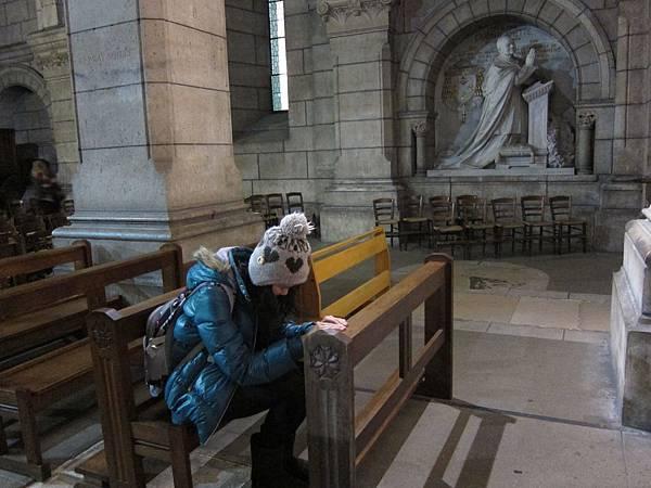 法國巴黎自由行IMG_6705聖心堂