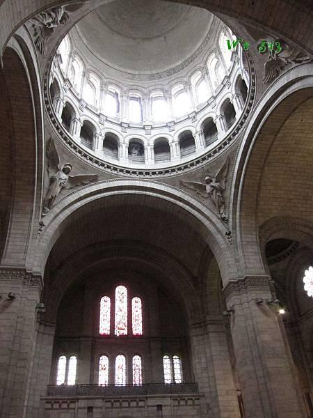 法國巴黎自由行IMG_6730聖心堂