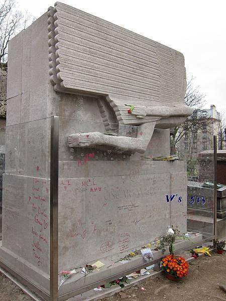 法國巴黎自由行IMG_6766拉雪茲神父公墓