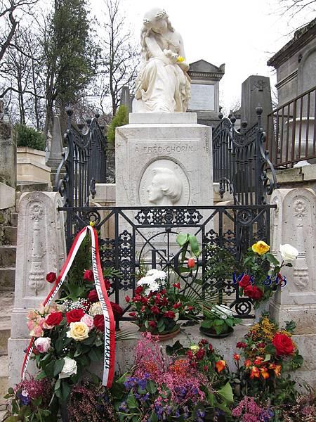法國巴黎自由行IMG_6768拉雪茲神父公墓