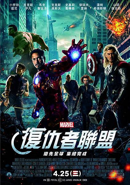 復仇者聯盟The Avengers 05