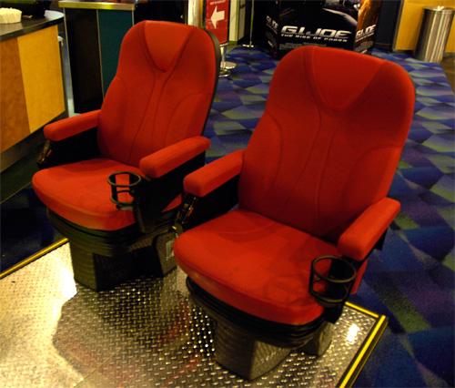 d-box椅子