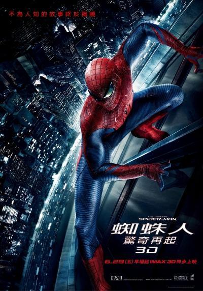 蜘蛛人 驚奇再起01