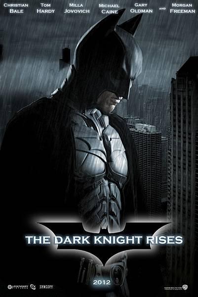 黑暗騎士 黎明昇起the dark knight rises 02