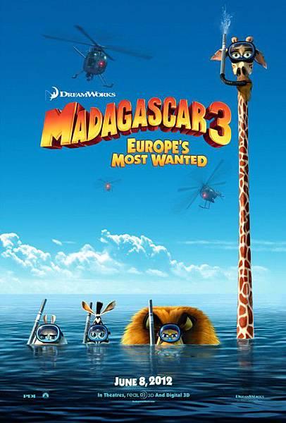 馬達加斯加3