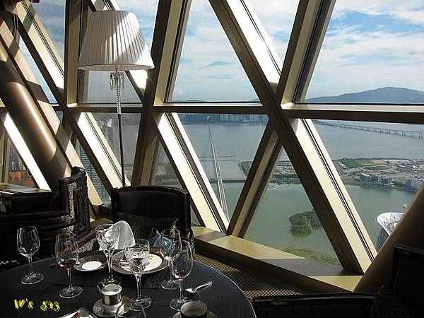 澳門米其林天巢法國IMG_4338Robuchon au Dome