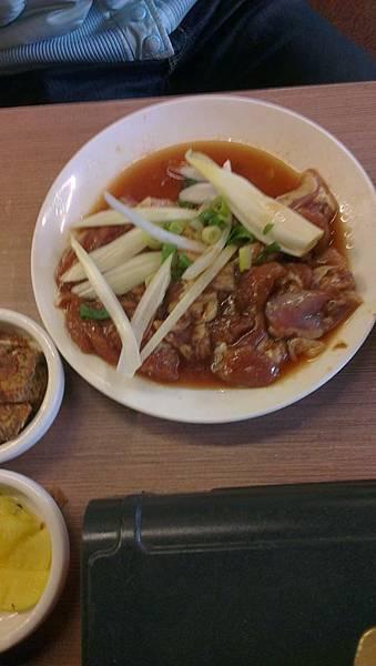 銅盤烤肉 雞肉2
