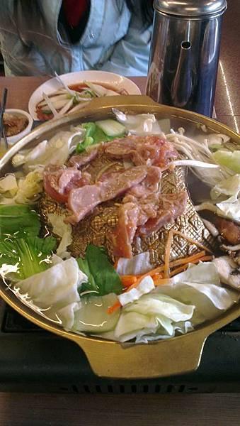 銅盤烤肉 雞肉