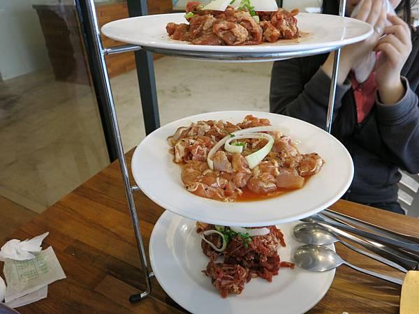 tofu 35 韓式料理 6