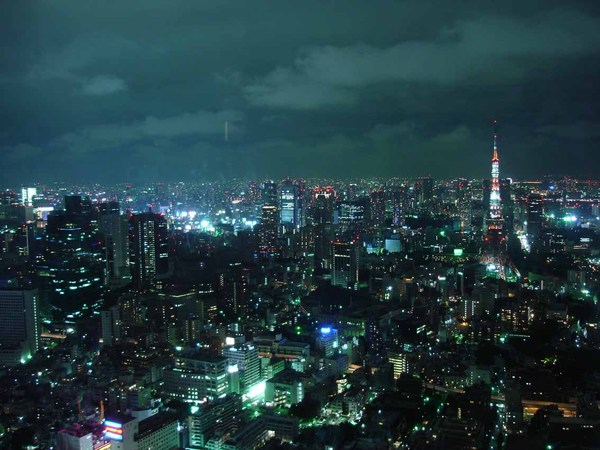 東京夜景1