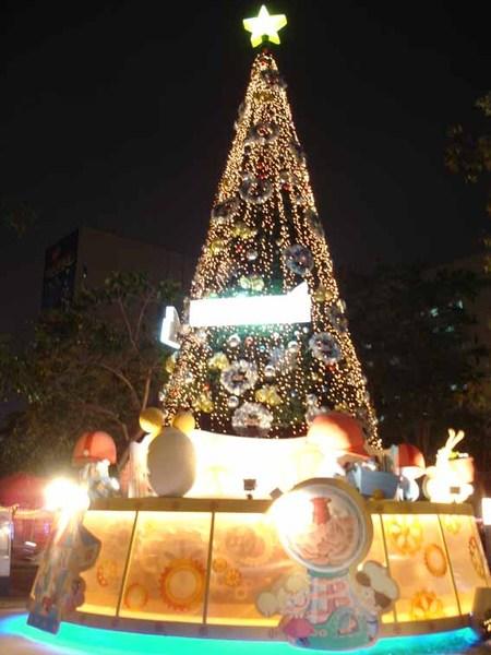 中國信託聖誕樹