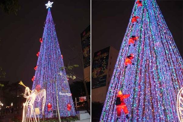 台北市政府聖誕樹