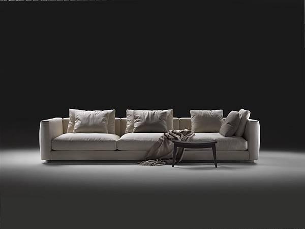 Flexform sofa-Pleasure-3