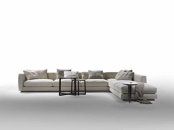 Flexform sofa-Pleasure-4