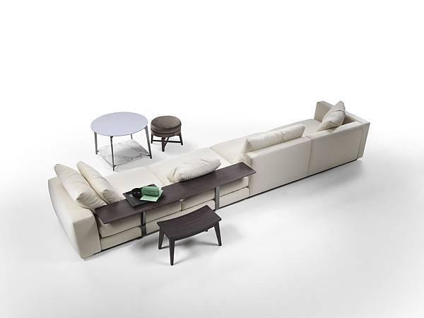Flexform sofa-Pleasure-9