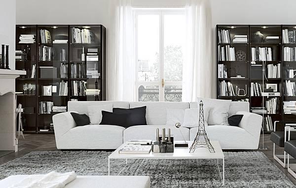 Poliform sofa-SOHO-16