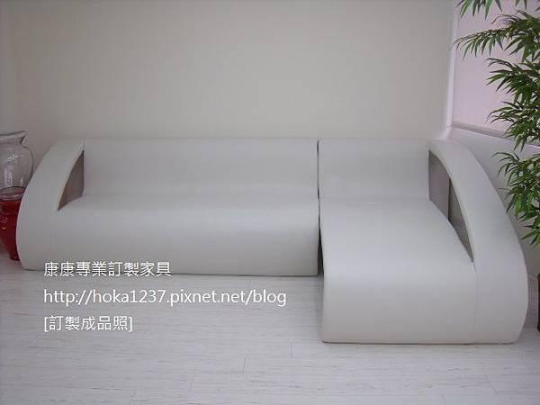 康康專業訂製家具-成品-全鋼骨結構沙發-5