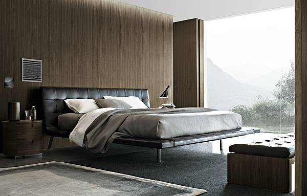 Poliform bed-ONDA-2