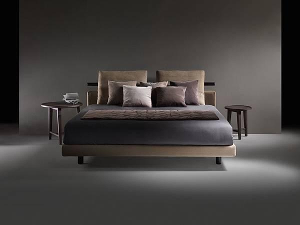 Flexform bed-Patrik-2