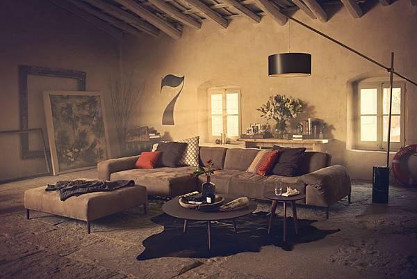 Rolf Benz sofa-Areo-5
