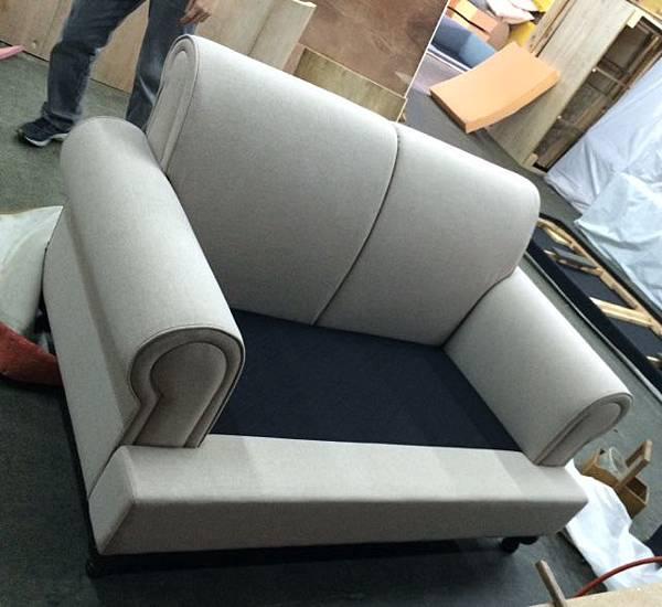 康康訂製家具-半成品-布沙發-1